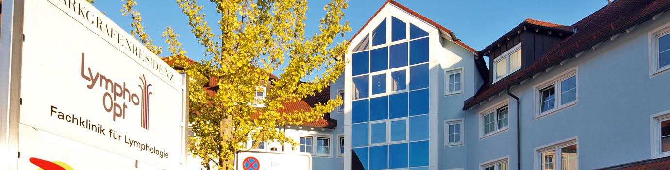 Fachklinik für Lymphologie in Hohenstadt bei Hersbruck und Nürnberg