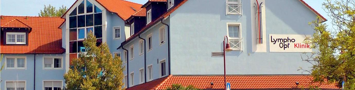 Lympho-Opt Klinik in Hohenstadt, Pommelsbrunn, nahe Hersbruck und Nürnberg