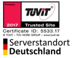 Zertifiziert und vertrauenswürdig