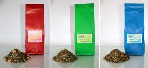 3 Sorten Tee im Geschenkkarton